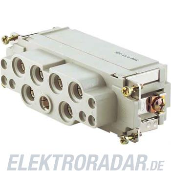 Weidmüller Steckverbinder-Einsatz HDC S6 6 BAS