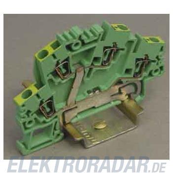 Weidmüller Schutzleiterklemme ZDK 2.5-2PE