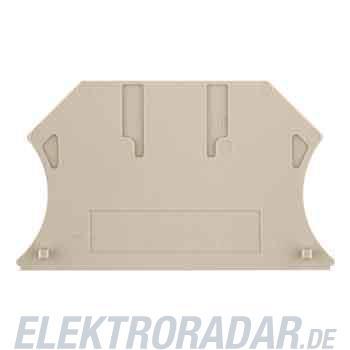 Weidmüller Abschlussplatte AP ZDTR2.5 BL