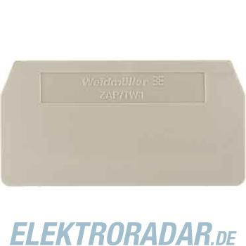 Weidmüller Abschlussplatte ZAP ZDU 2.5 S BL