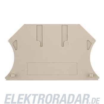 Weidmüller Abschlussplatte ZAP/TW6/3AN