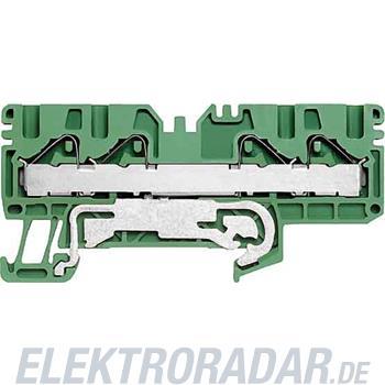 Weidmüller Schutzleiter-Reihenklemme PPE 2.5/4/3AN