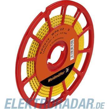 Weidmüller Leitermarkierer CLI C2-4GE/SW 1 CD
