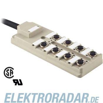 Weidmüller Sensor-Aktor-Verteiler SAI-6-F 4P PUR 5M