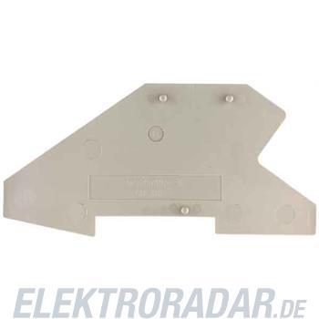 Weidmüller Abschlußplatte ZAP ZDL2.5