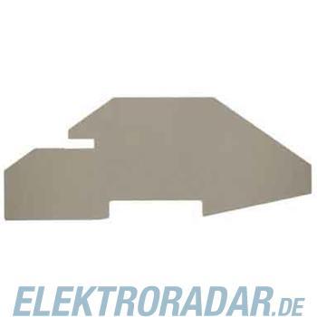 Weidmüller Abschlußplatte ZAP ZDK4/6S