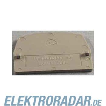 Weidmüller Abschlussplatte ZAP/TW ZDUA