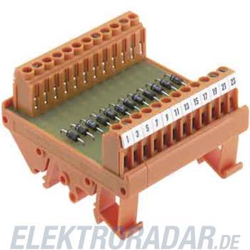 Weidmüller Diodengatter RSD 20 LP5.08