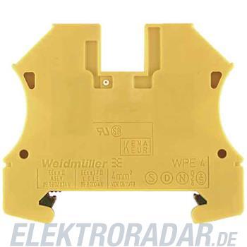 Weidmüller Schutzleiterklemme WPE 4