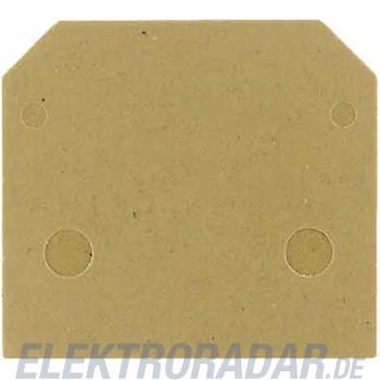 Weidmüller Abschlußplatte AP AST1+5 KRG
