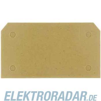 Weidmüller Abschlußplatte AP SAKB/C/T KRG