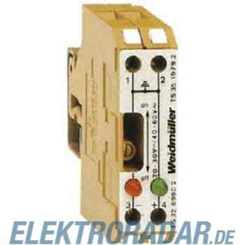 Weidmüller Erdleitertrennklemme SAKT E/35 2LD 60VAC