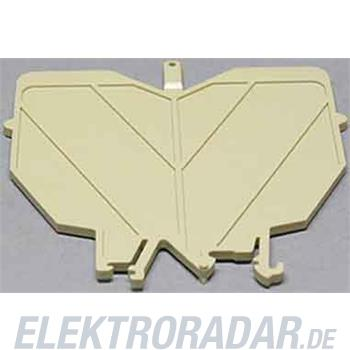 Weidmüller Halteplatte HP 3 ADP3