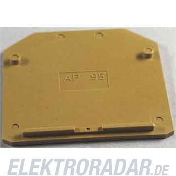 Weidmüller Abschlußplatte AP SAK95 KRG