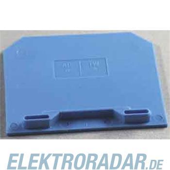 Weidmüller Abschlußplatte AP SAK35/TW SAK16 BL