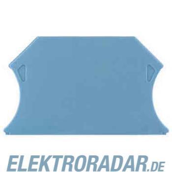 Weidmüller Abschlußplatte WAP 2.5-10 BL