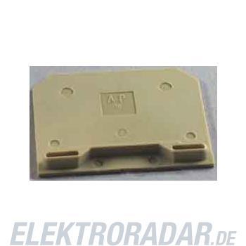 Weidmüller Abschlußplatte AP SAK16