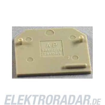 Weidmüller Abschlußplatte AP SAKD2.5N