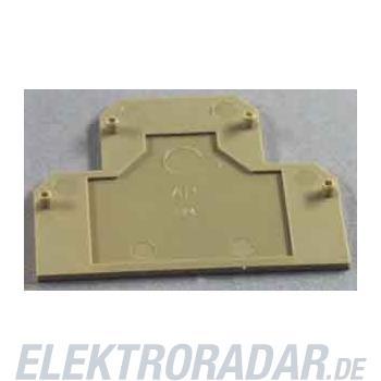 Weidmüller Abschlußplatte AP DK4
