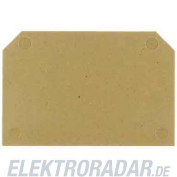 Weidmüller Abschlußplatte AP SAKS1+3 KRG