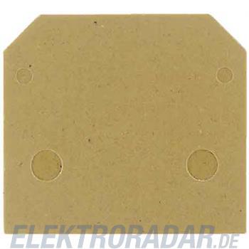 Weidmüller Abschlußplatte AP SAK4-10 KRG