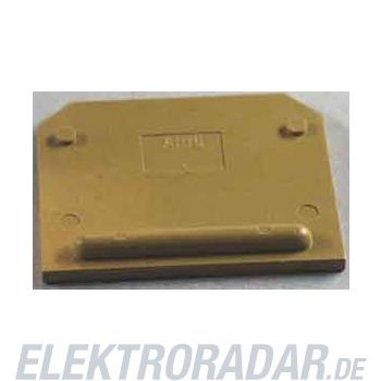Weidmüller Abschlußplatte AP SAK16 KRG