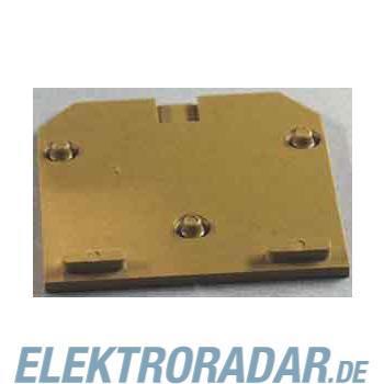 Weidmüller Abschlußplatte AP SAK35 KRG