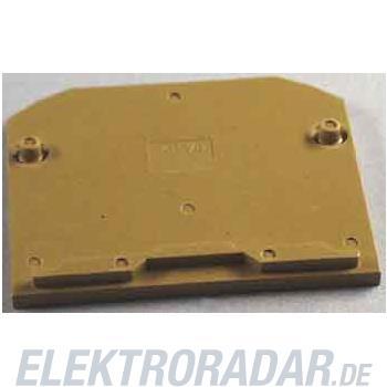 Weidmüller Abschlußplatte AP 70 SAK70 KRG