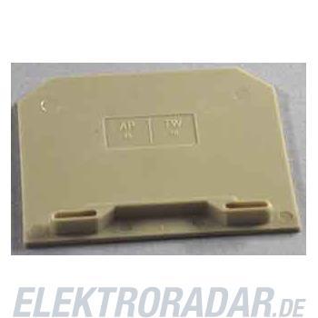 Weidmüller Abschlußplatte AP SAK35/TW SAK16