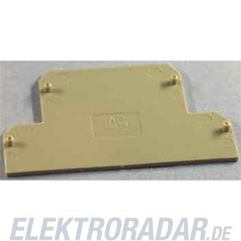 Weidmüller Abschlußplatte AP DKT4 PA