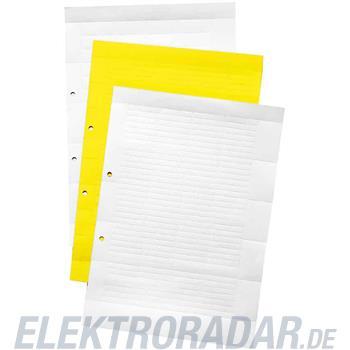 Weidmüller Kabelmarkierer ESO 5 DIN A4 WS BOG.