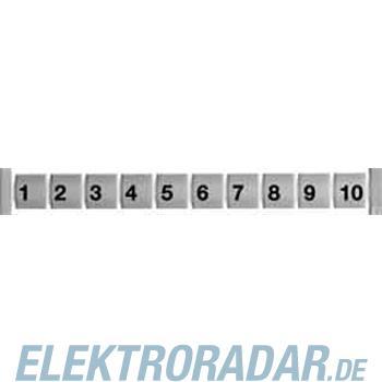 Weidmüller Klemmenmarkierer DEK 5 FS 151-200