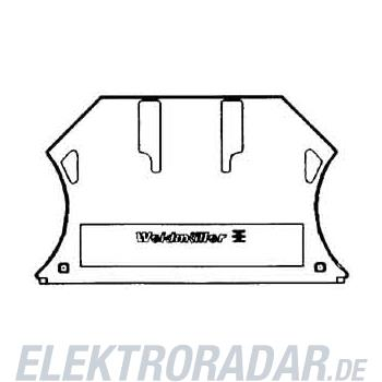 Weidmüller Abschlußplatte WAP WDL2.5/S