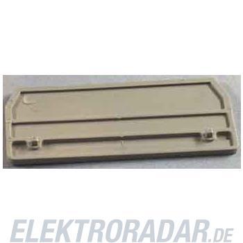 Weidmüller Abschlußplatte ZAP/TW 2 DB