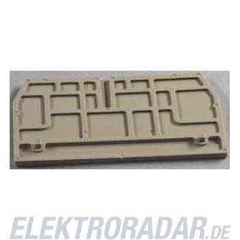 Weidmüller Abschlußplatte ZAP/TW 5