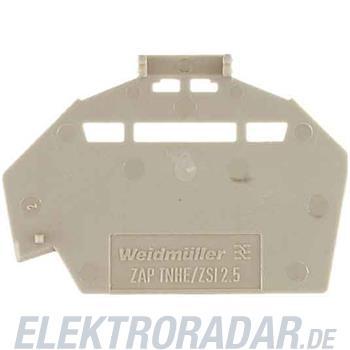 Weidmüller Abschlußplatte ZAP TNHE/ZSI2.5