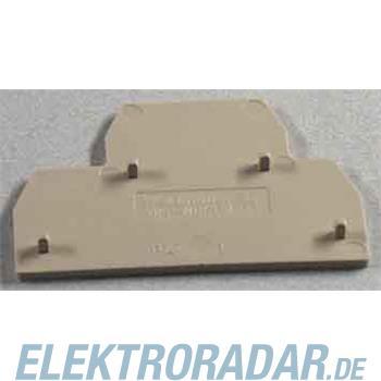 Weidmüller Abschlußplatte WAP WDK1.5/R3.5