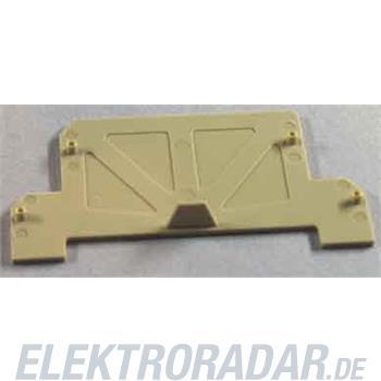 Weidmüller Abschlußplatte AP KDKS1 1.5
