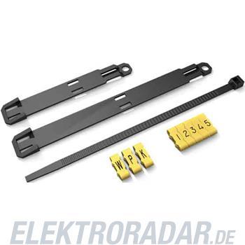 Weidmüller Kabelmarkierer CLI M2-4GE/SW K CD