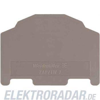 Weidmüller Abschlußplatte ZAP/TW7