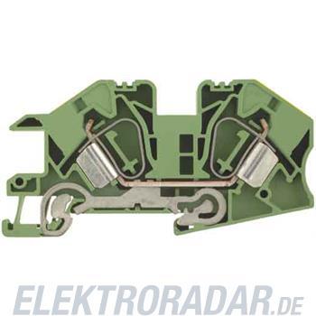 Weidmüller Schutzleiter-Reihenklemme ZPE 16S
