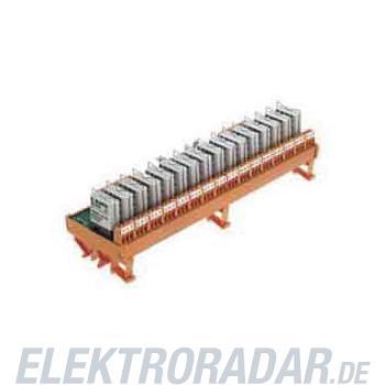Weidmüller Relaiskoppler RSM 16RS 24VDC GEM.-