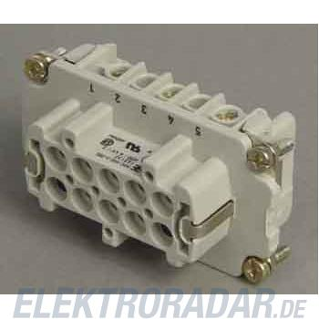 Weidmüller Steckergehäuse HDC HVE 3+2 FS