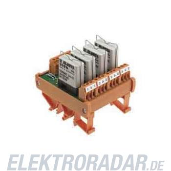 Weidmüller Relaiskoppler RSM 4RS 24VDCLPGEM.-