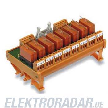 Weidmüller Relaiskoppler RSM 8RS 24VDCLPGEM.-