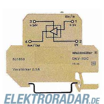 Weidmüller Optokoppler DKPI 35 24VDC/0V