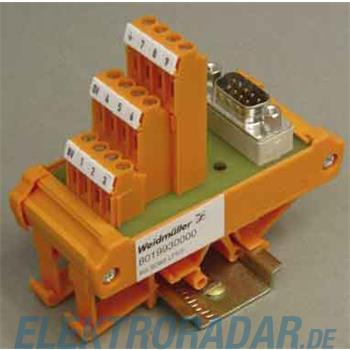 Weidmüller Übergabeelement RS SD9S LP3R