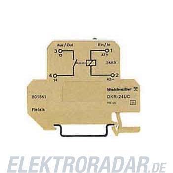 Weidmüller Relaiskoppler DKR 35 24VDC 1A EO