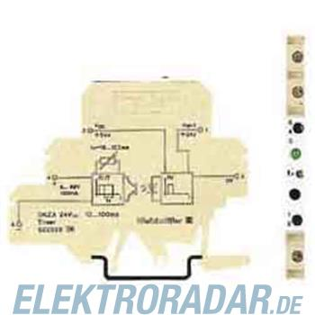 Weidmüller Zeitrelais DKZA DK5 24VDC0,1-1S