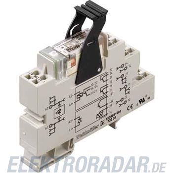 Weidmüller Relaiskoppler PLED 24VDC